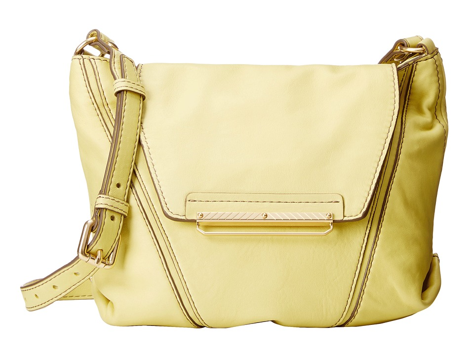 Kooba - Morrison Mini Crossbody (Lemon Yellow) Cross Body Handbags