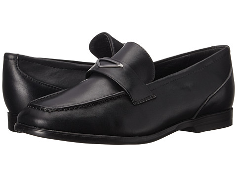 Venettini Kids - 55-Tony 9 (Little Kid/Big Kid) (Black Leather) Boys Shoes