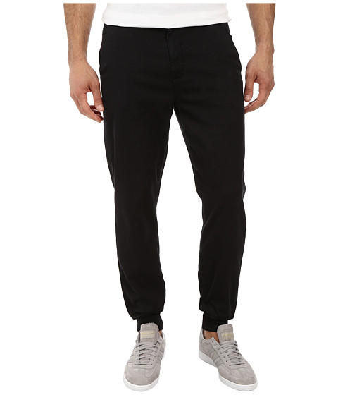 Paige - Baxter Jogger in Black Gravel (Black Gravel) Men