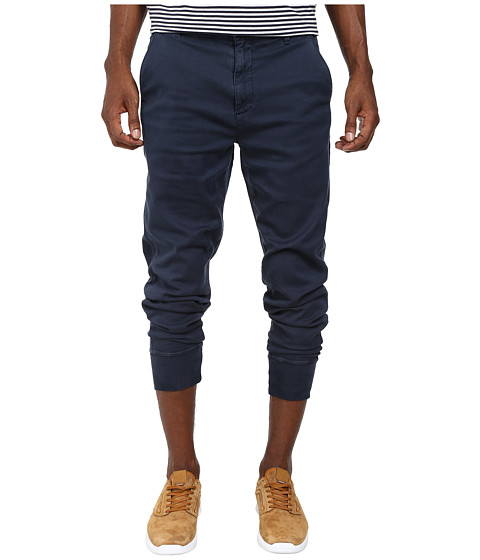 Paige - Baxter Jogger in Navy Sea (Navy Sea) Men's Jeans