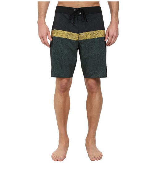 RVCA - Cold Fusion Trunk (Black) Men