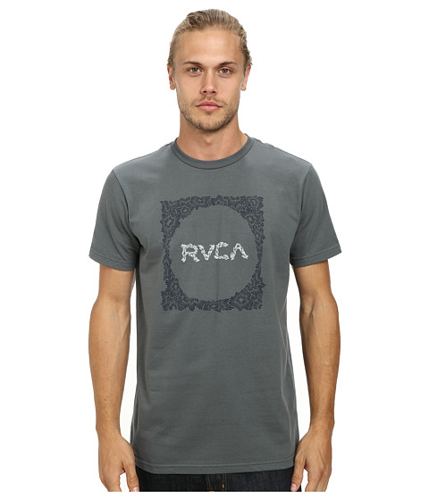 RVCA - Yin Yang Tee (Pavement) Men's T Shirt