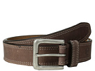35mm Boot Leather Belt