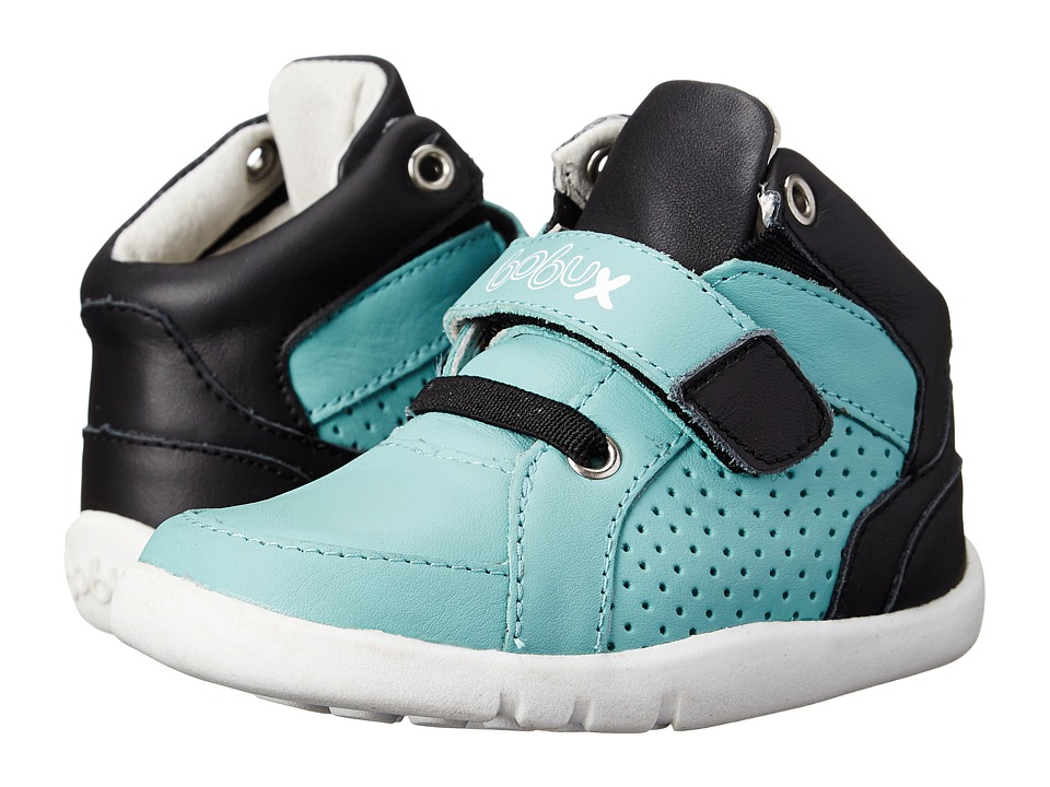 Bobux Kids - I-Walk Hilite (Toddler) (Aqua) Girls Shoes