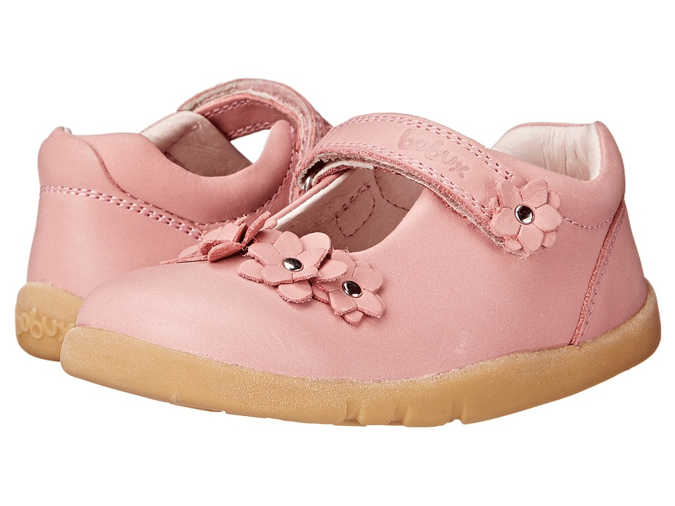 Bobux Kids - I-Walk Cherry Blossom Mary Jane (Toddler/Little Kid) (Pink) Girls Shoes