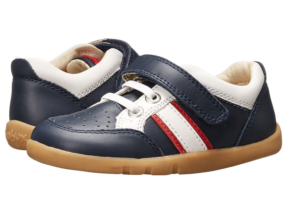 Bobux Kids - I-Walk Speed Racer Sports (Toddler) (Navy) Boys Shoes