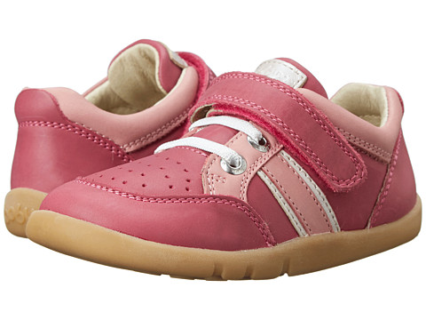 Bobux Kids - I-Walk Speed Racer Sports (Toddler/Little Kid) (Pink) Girls Shoes