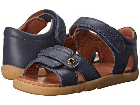 Bobux Kids - Step Up Reef Sandal (Toddler/Little Kid) (Navy) Boys Shoes