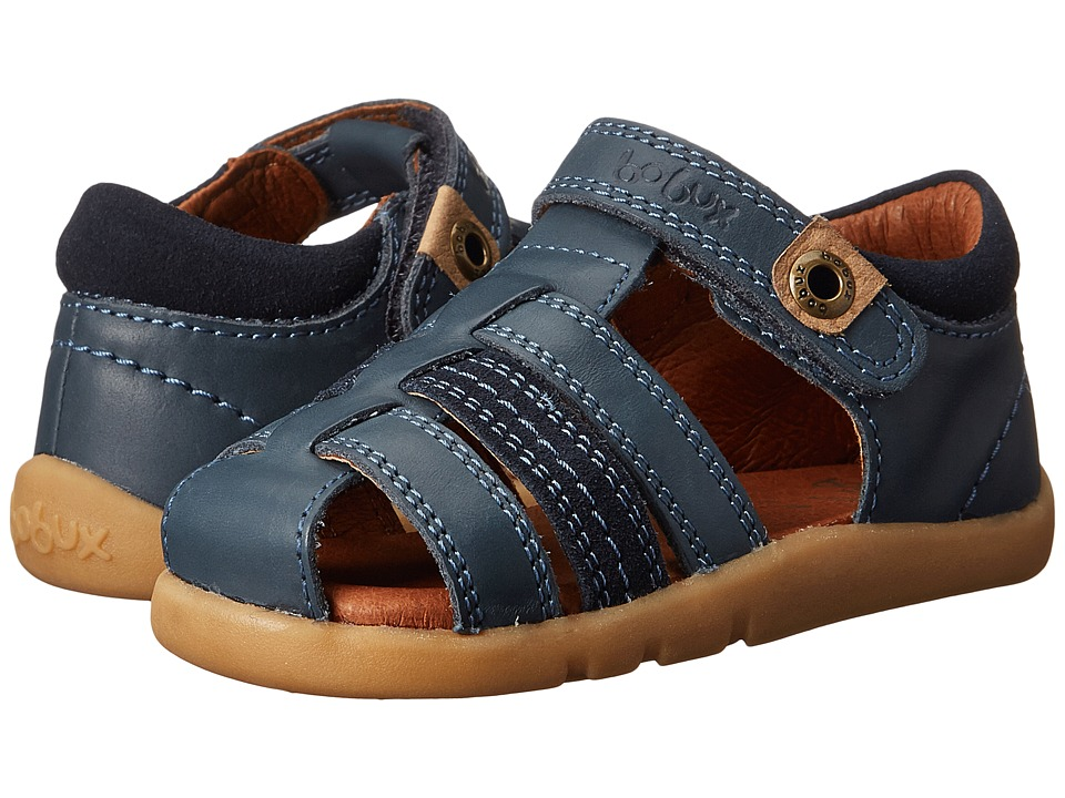Bobux Kids - I-Walk Global Roamer Sandal (Toddler/Little Kid) (Navy) Boys Shoes