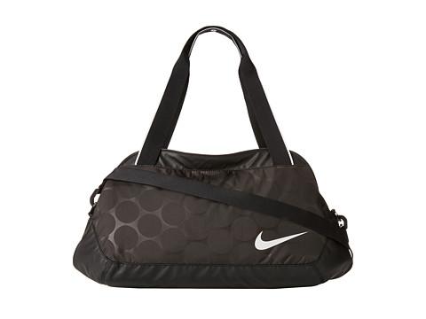 Nike - C72 Legend 2.0 M (Black/Black/White Multi Snake) Duffel Bags