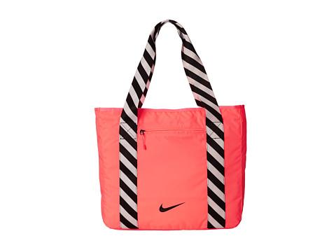 Nike - Legend Track Tote (Lava Glow/Lava Glow/Black) Tote Handbags