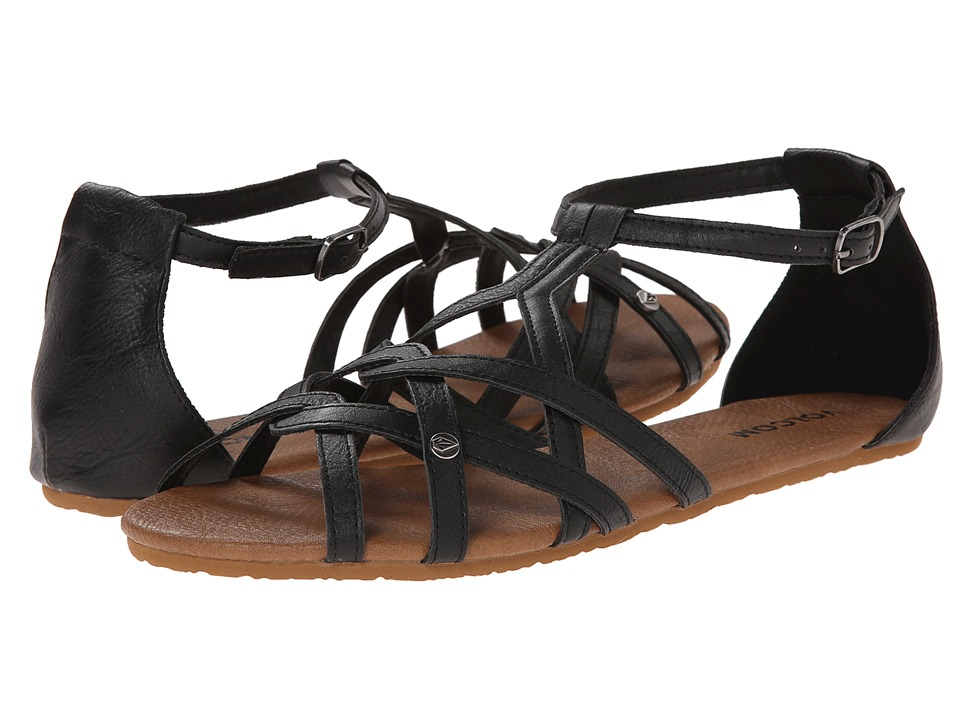 Volcom - Vacation (Black) Women's Sandals