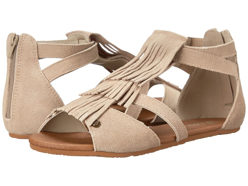 Volcom - Backstage (Tan) Women's Sandals