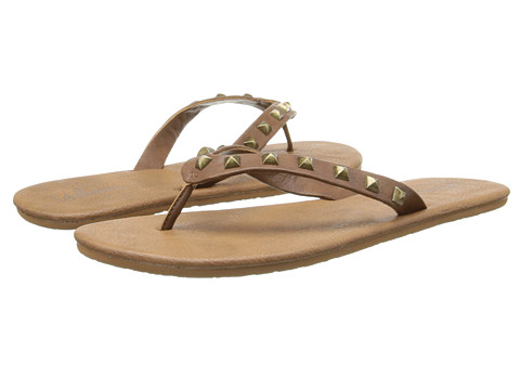 Volcom - Pretty Legit (Brown) Women's Sandals