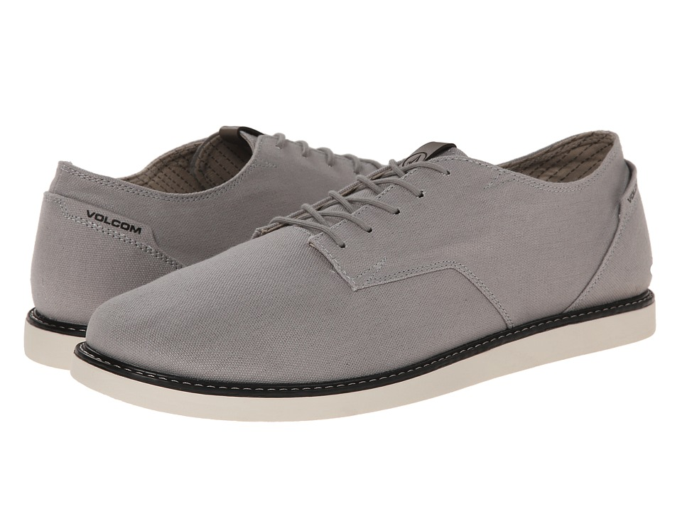 Volcom - Dapps 2 (Iron Grey) Men's Lace up casual Shoes