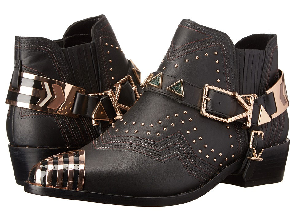 IVY KIRZHNER - Santa Fe (Black) Women's Shoes
