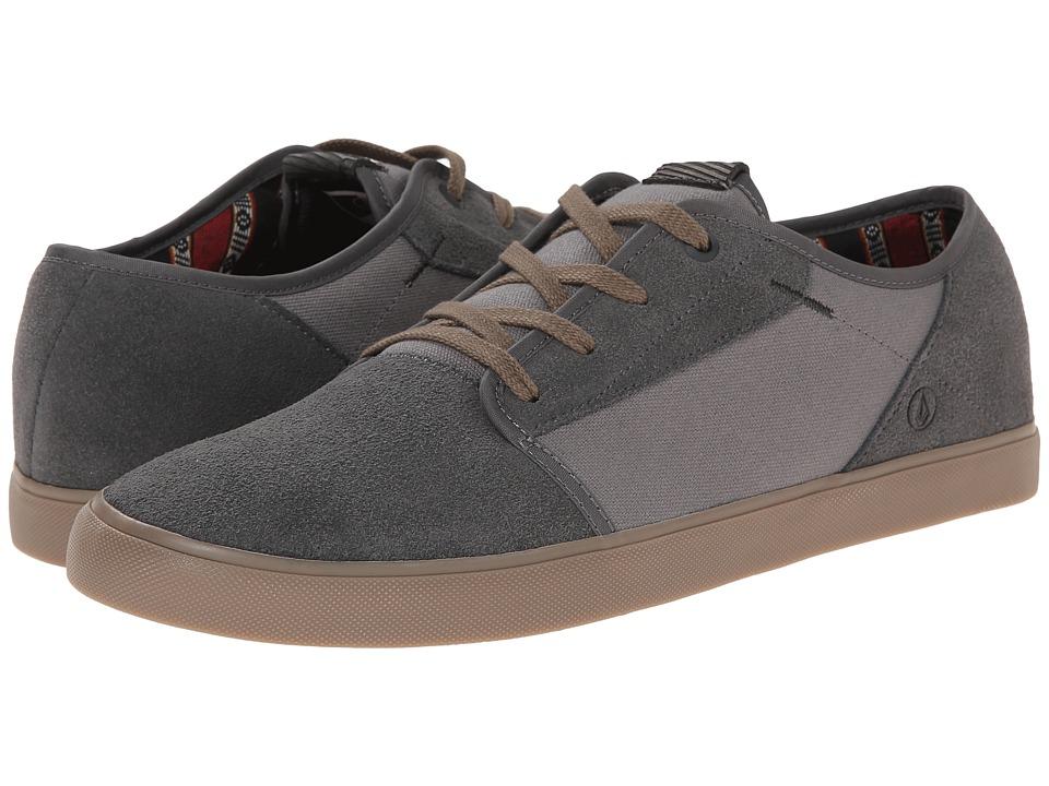 Volcom - Grimm 2 (Grey Vintage) Men's Shoes
