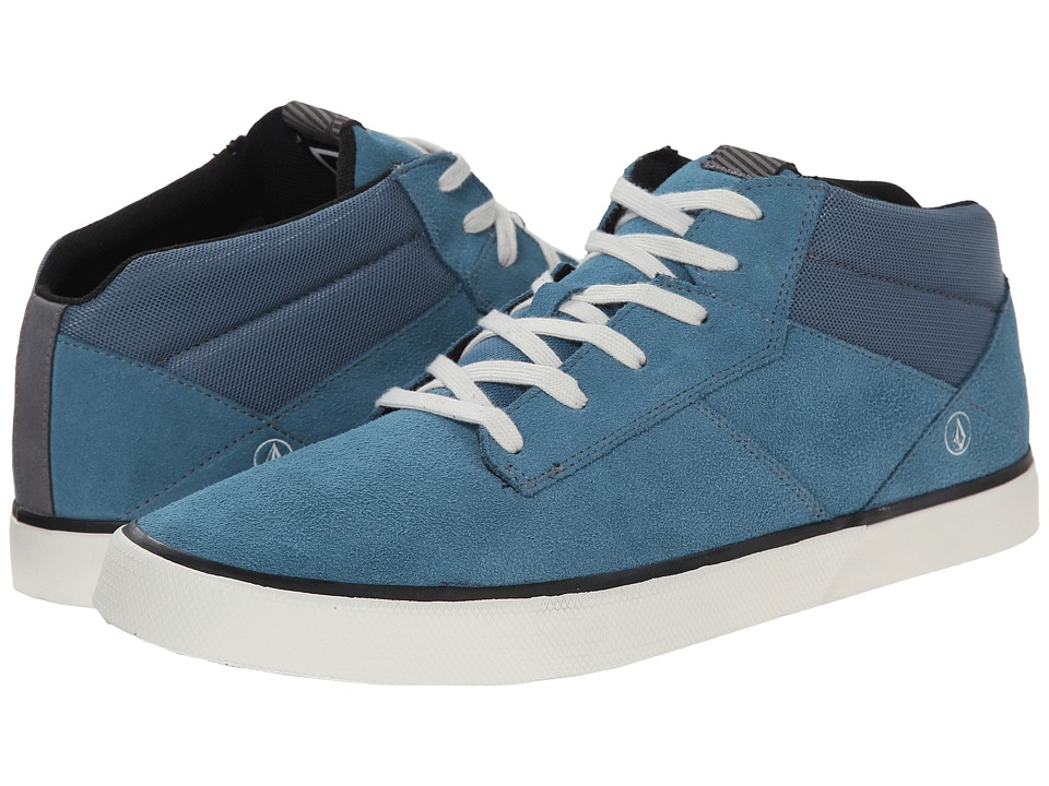 Volcom - Grimm Mid 2 (Marina Blue) Men's Shoes
