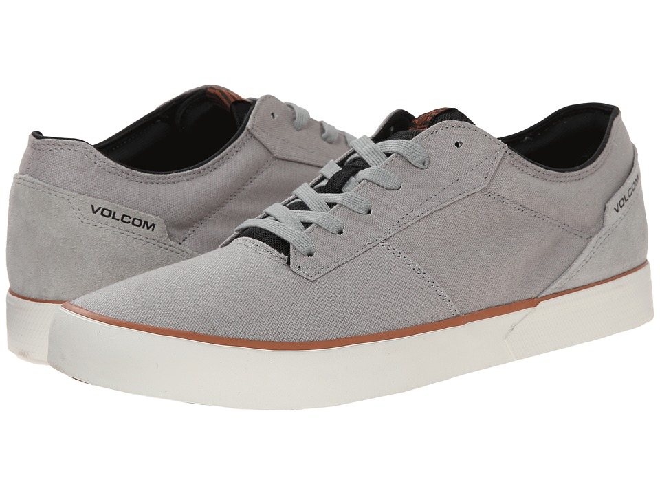 Volcom - Steelo 2 (Iron Grey) Men's Lace up casual Shoes