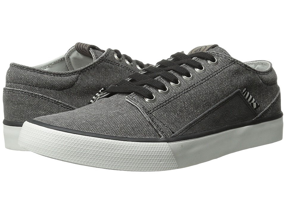Volcom - Revolver (Charcoal) Men's Lace up casual Shoes