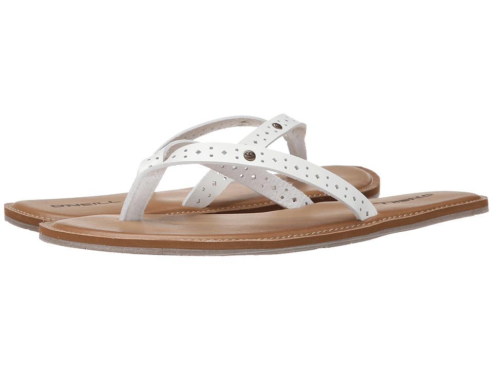 O'Neill - Cyprus (White) Women's Sandals