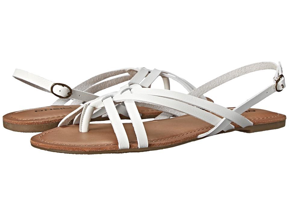 O'Neill - Tamra (White) Women's Sandals