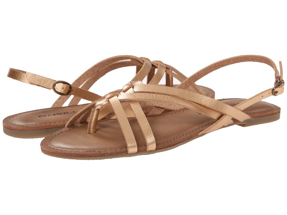 O'Neill - Tamra (Rose Gold) Women's Sandals