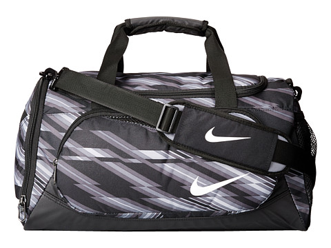 Nike - Young Athletes Team Training Small Duffel (Black/Black/White 2) Duffel Bags