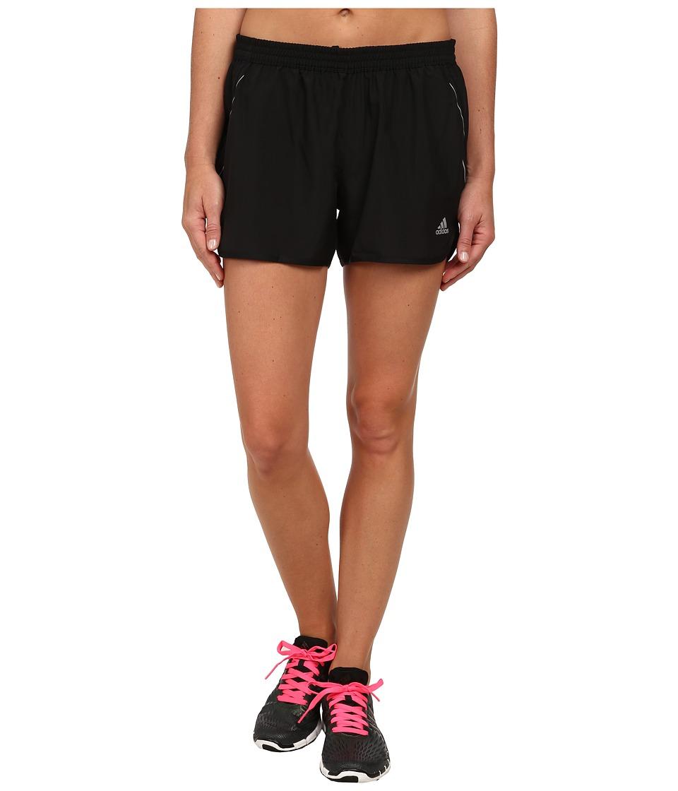 adidas - Sequencials Money 4 Short (Black) Women's Shorts