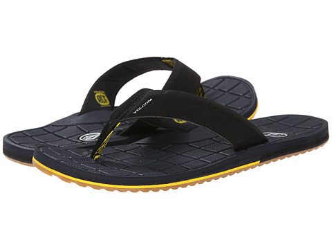 Volcom - Stryker (Dark Navy) Men's Sandals