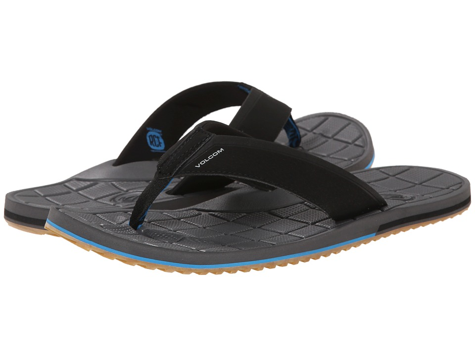 Volcom - Stryker (Pewter) Men's Sandals