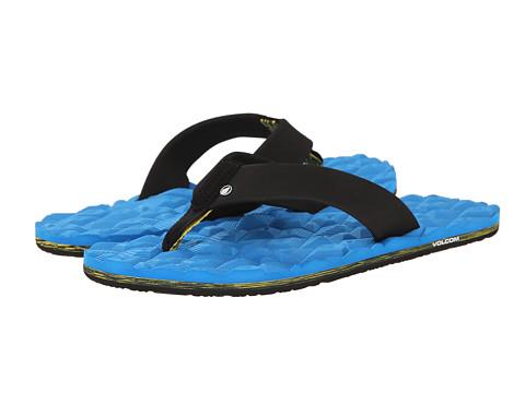 Volcom - Tortuga (Blue) Men's Sandals