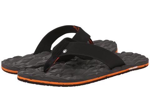 Volcom - Tortuga (Pewter) Men's Sandals
