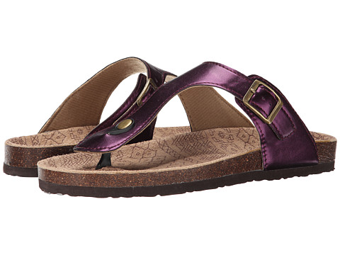 MUK LUKS - Violet Terra Turf Sandal (Purple) Women