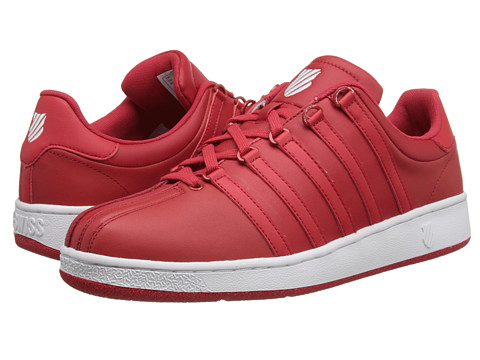 K-Swiss - Classic VN (Mars Red/White) Men's Shoes