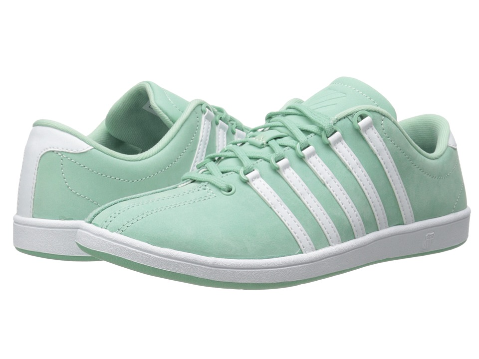 K-Swiss - Classic SL P (Cabbage/White) Women's Shoes