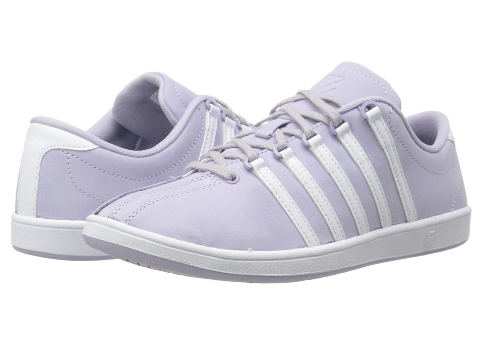 K-Swiss - Classic SL P (Pastel Lilac/White) Women's Shoes