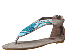 Audrey Beaded Sandal