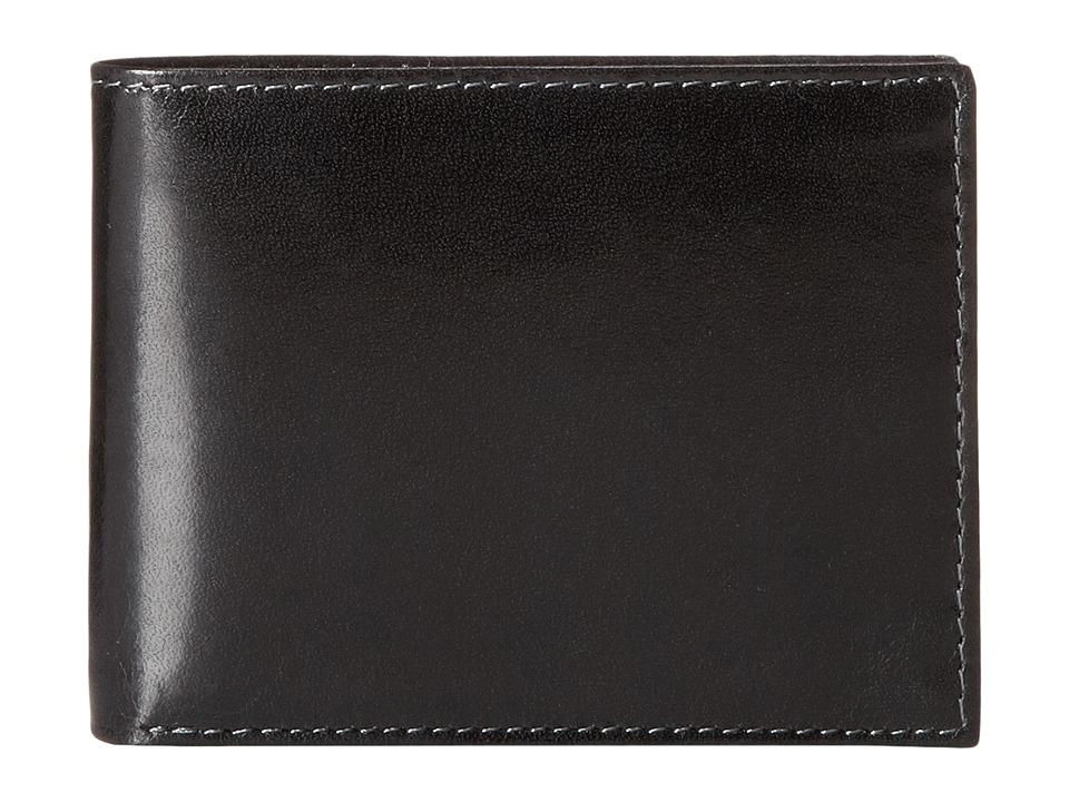 Trafalgar - Cortina Slimfold Wallet (Black) Wallet Handbags