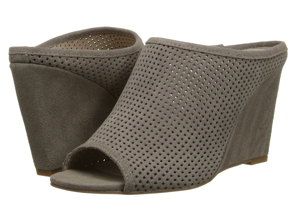 Seychelles - Perfect Match (Taupe Suede) Women's Wedge Shoes