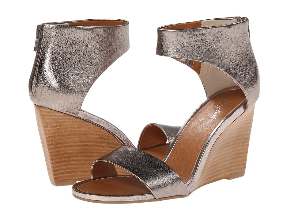 Seychelles - Auburn (Pewter) Women's Wedge Shoes