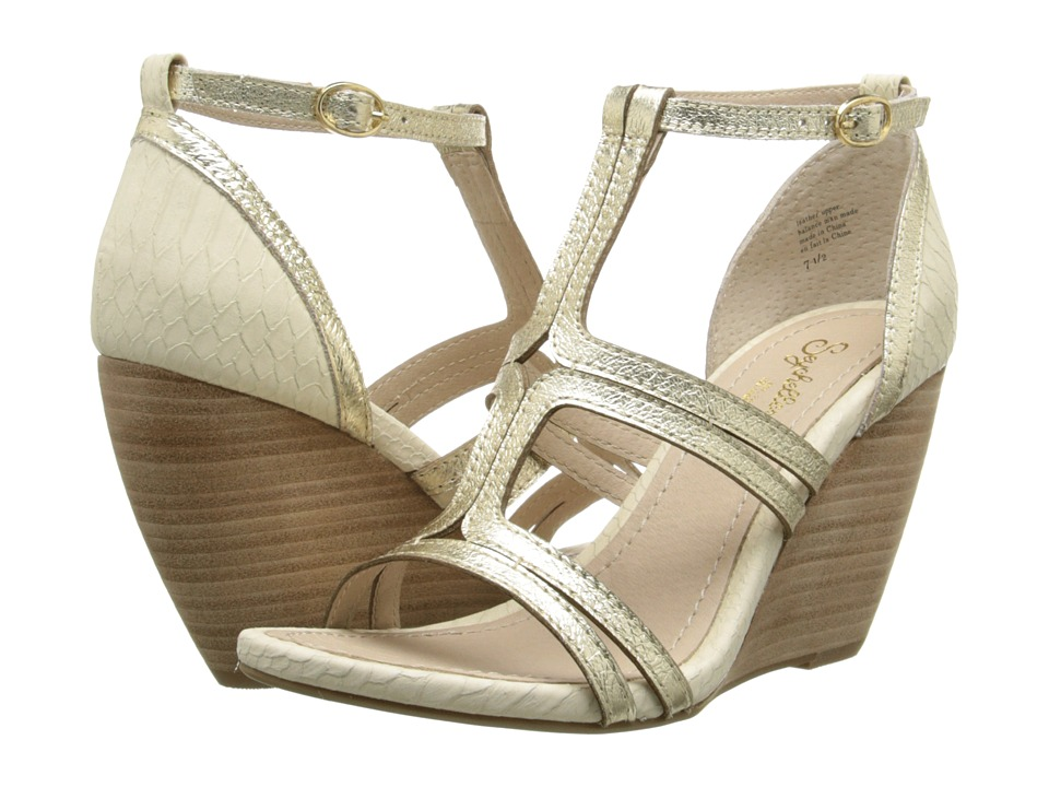 Seychelles - Constellation (Gold) Women's Wedge Shoes