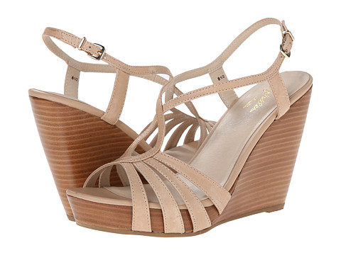 Seychelles - Brunette (Vacchetta) Women's Wedge Shoes