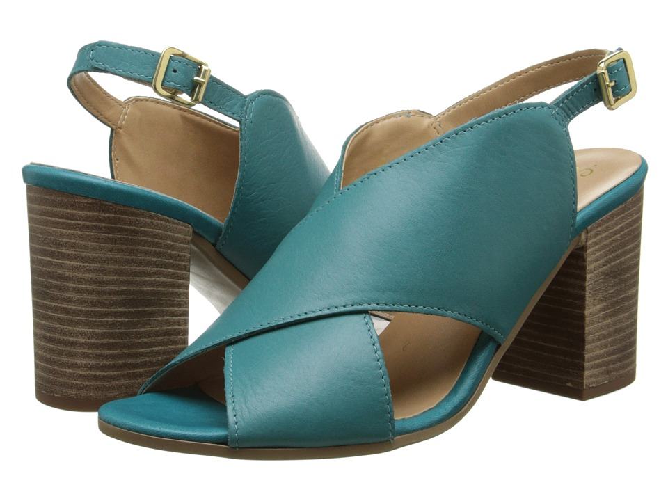 Seychelles - Treasure Hunt (Turquoise) High Heels