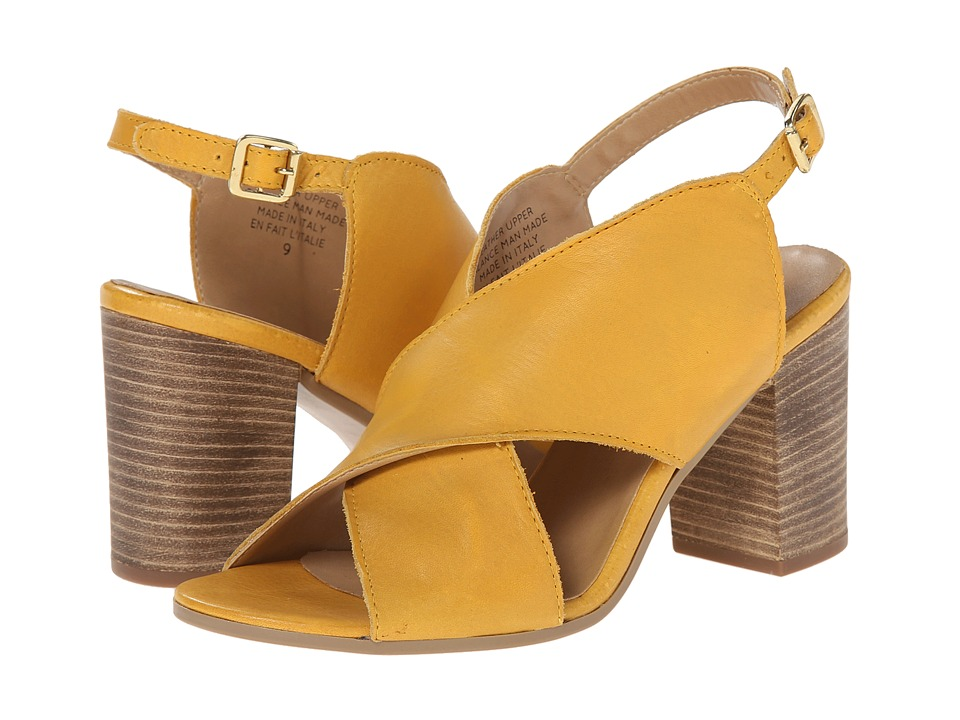 Seychelles - Treasure Hunt (Yellow) High Heels