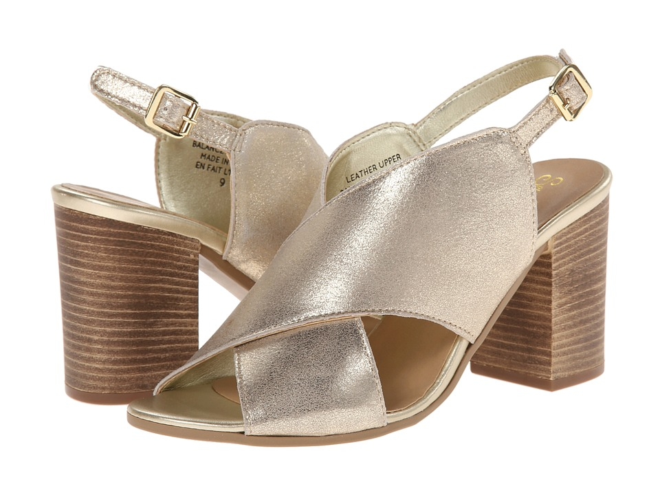Seychelles - Treasure Hunt (Gold Metallic) High Heels