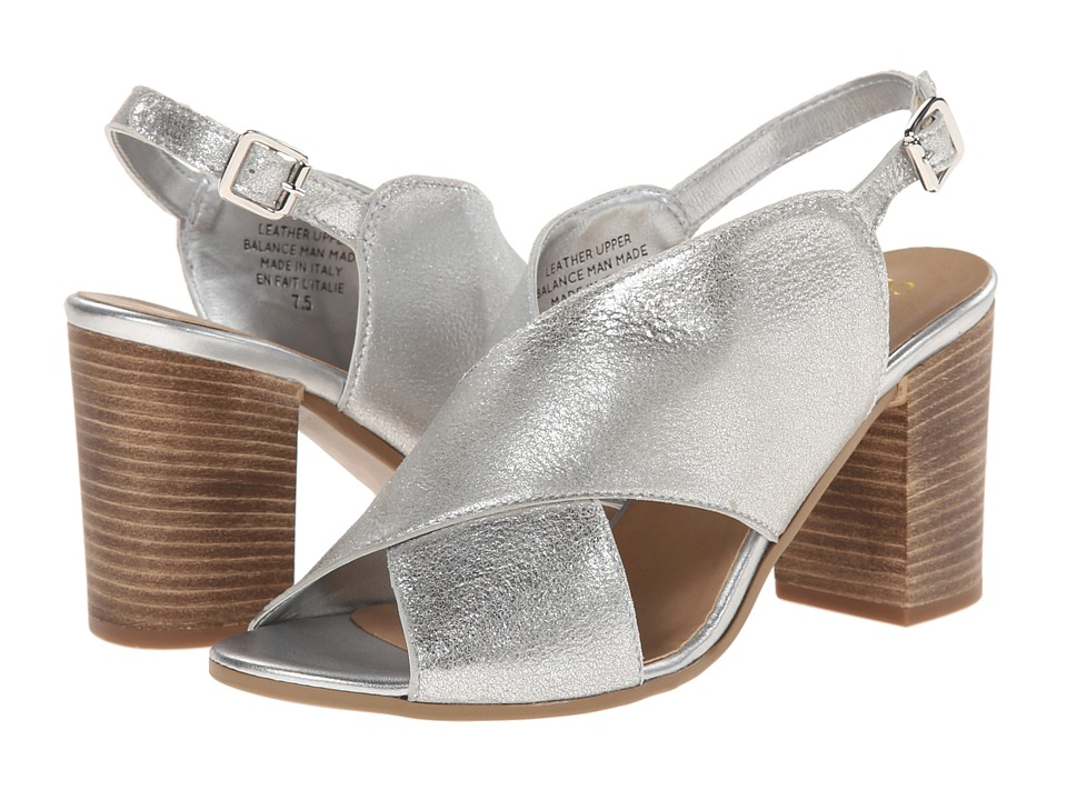 Seychelles - Treasure Hunt (Silver Metallic) High Heels