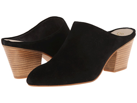 Seychelles - Got the Answer (Black) Women's Clog Shoes