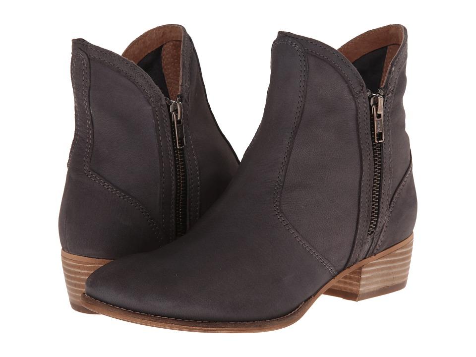 Seychelles - Lucky Penny (Slate) Women's Zip Boots