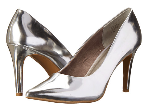 Seychelles - Frequency (Silver Mirror Metallic) Women's Shoes